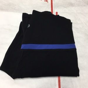 Lululemon first Aligns Black & Blue